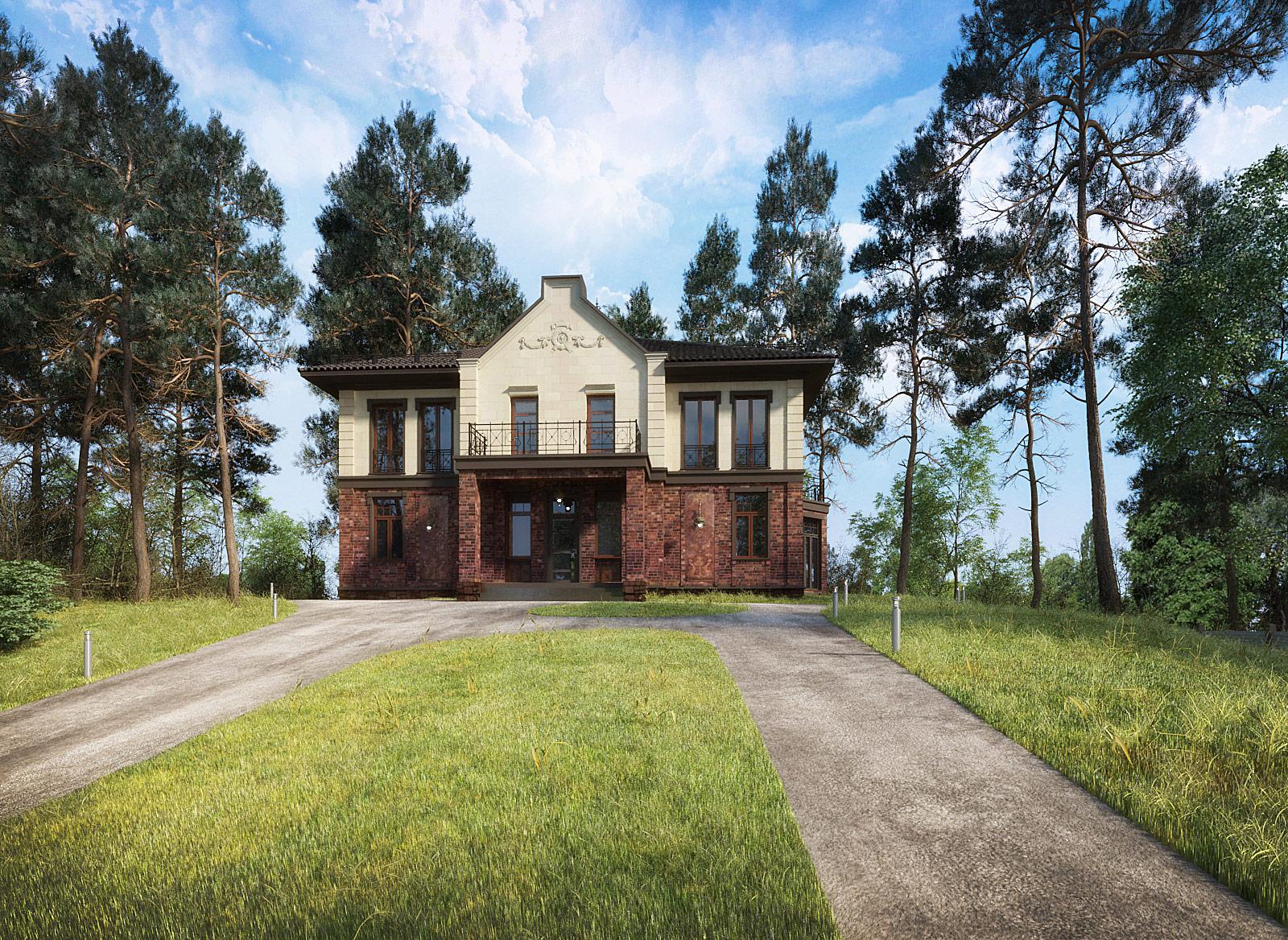 Дом в Барыбино